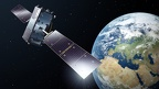 Galileo satellite in orbit highlight mob