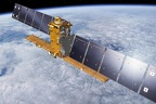 Satellit Sentinel-1A Hightech-Radar an Bord