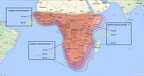 3°W ABS-3A South Africa Ku Band beam Sued Afrika